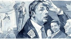 Prendere o lasciare: un anno di leadership di Renzi