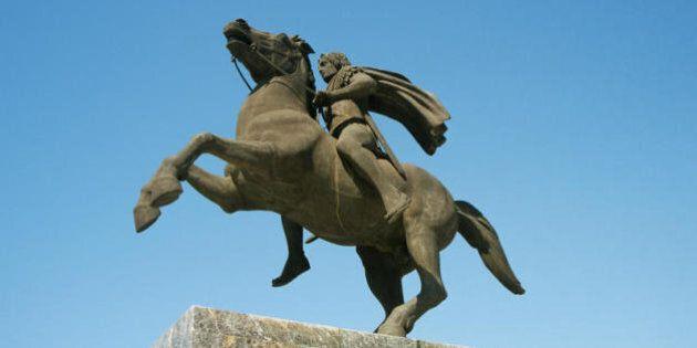 Alessandro Magno, il mausoleo scoperto ad Anfipoli non è la sua tomba ma un monumento funebre per l'amico...