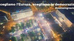 Con Tsipras e con la Grecia, per l'Europa e la