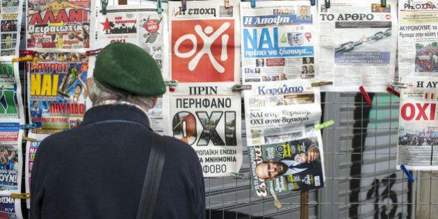 Grecia referendum, il documento che svela la paura dei fautori del