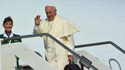 Papa Francesco è partito per il Sud