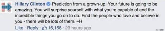 Bambino in lacrime su Facebook: