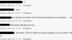 Povera Italia che gioisci per la morte di un