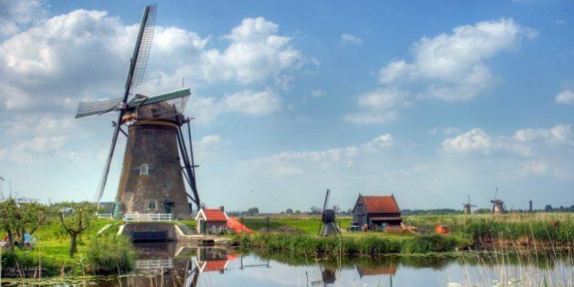 I was lucky enough to visit a national heritage site in Holland on a perfect spring day. The site features...