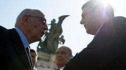 I timori di Renzi nel colloquio Napolitano: il quadro non tiene, obiettivo minimo Italicum al Senato entro