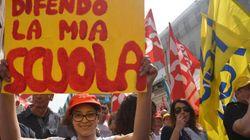 Scuola. E il sindacato resta solo in piazza: la minoranza Dem non segue. Tranne
