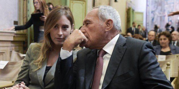 Riforme, E Pietro Grasso cede a Renzi e Boschi: ridotti i voti segreti, minoranze