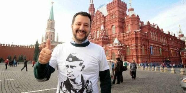 Matteo Salvini viaggio in Russia: niente incontro con