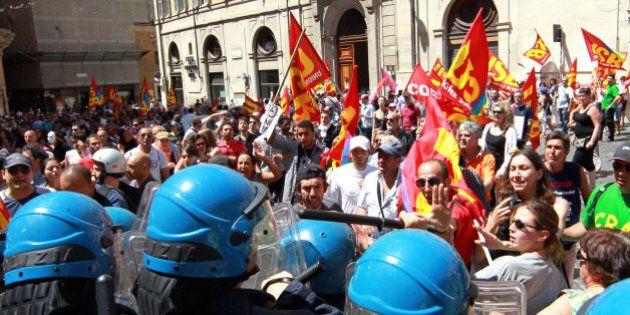 Pensioni e Pa, sindacati contro Matteo Renzi: