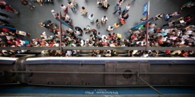 A Madrid circolare omofoba ai dipendenti della metropolitana: