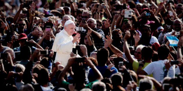 Oggi il Papa a Termini con la Caritas: quando il corpo viene prima dello