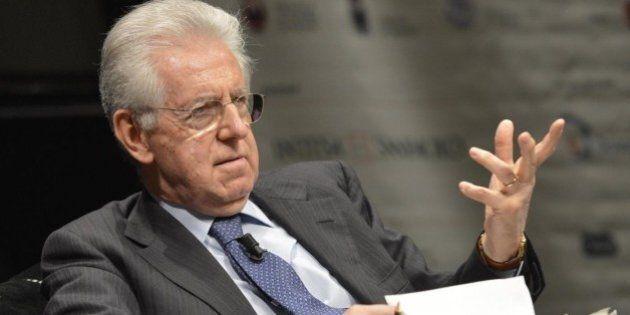 Mario Monti all'Huffpost: