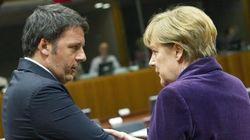 Consiglio Ue, Renzi a muso duro contro Merkel su banche e Nord