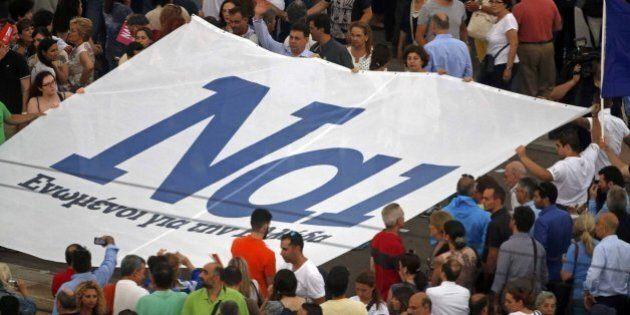 Referendum Grecia, tutti gli errori della campagna per il