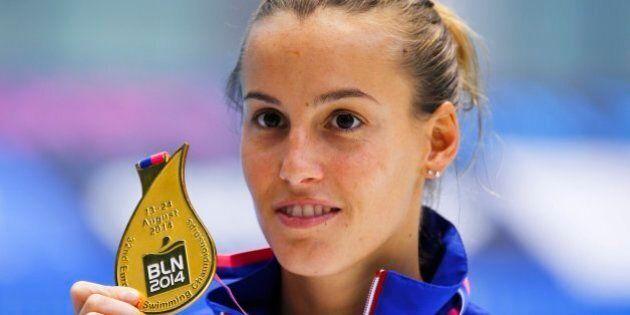 Tania Cagnotto, oro agli Europei di Berlino 2014: