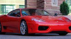Fisco, dichiarava 900 euro al mese ma aveva una Ferrari in garage. Lui si giustifica: