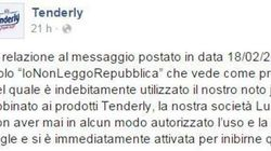 Tenderly Vs il blog di Grillo: