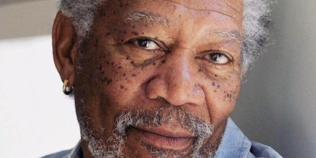 Scontri Ferguson, Morgan Freeman: