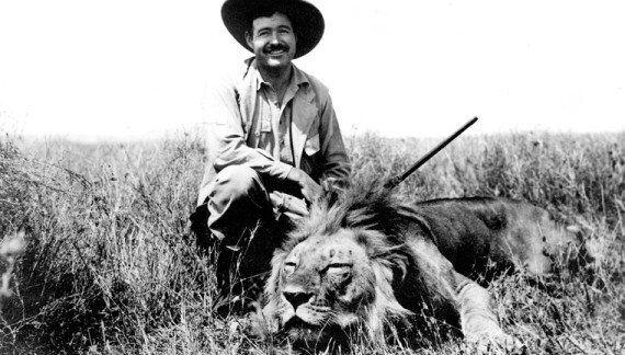 11 curiosità su Ernest Hemingway che non