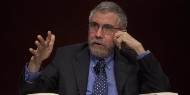 Grecia, Paul Krugman: