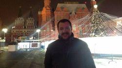 La solitudine di Salvini. In Russia e in
