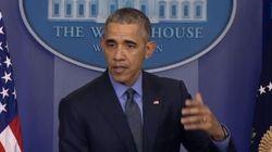 Obama, il discorso del countdown: