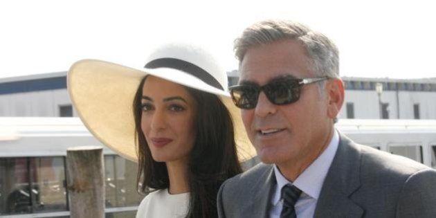 A un anno dalle nozze tra George e Amal lui rivela: