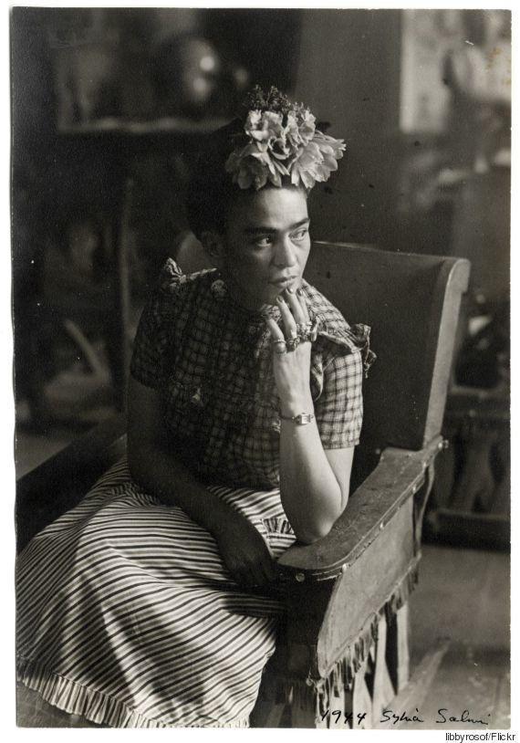 Frida Kahlo: ecco come assomigliarle un po' di più, seguendo i suoi consigli