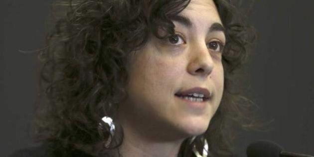 Tania Gonzalez (Podemos):