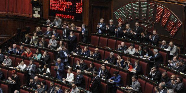 Legge di stabilità ottiene il sì dalla Camera, ora in Senato per l'ok