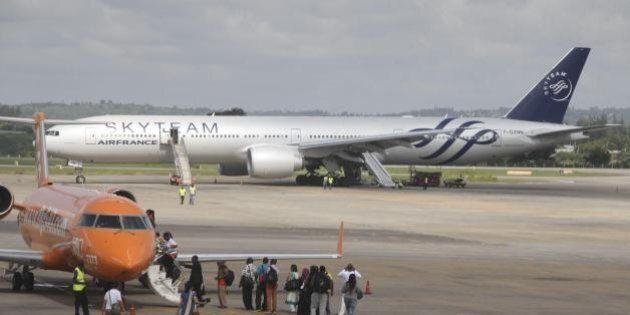 Bomba sul volo Air France da Muritius a Parigi. Evitata per un soffio la