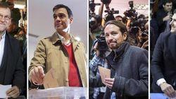 Guida Rajoy, testa a testa