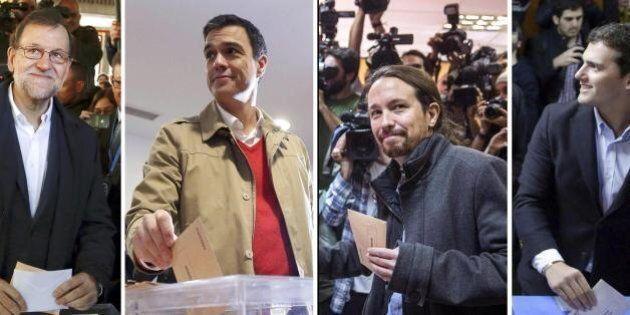 Elezioni Spagna, Podemos e Ciudadanos, la generazione post-Franco abbatte l'egemonia storica
