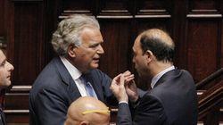 PAURA ALFANO: VERDINI GLI SFILA