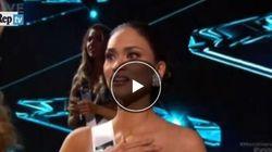 Miss Universo ma solo per un istante: incoronata la ragazza