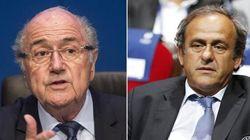 Blatter e Platini sospesi per 8