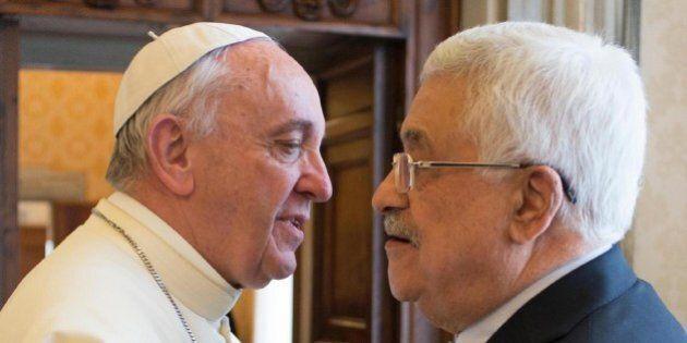 Papa Francesco resuscita, riconosce e santifica la Palestina. Scolpisce nelle coscienze la sua