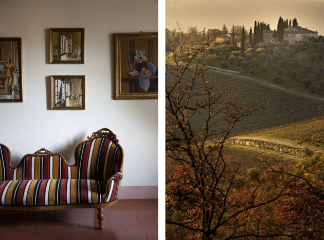 Dimore storiche dove dormire in Toscana per una vacanza privilegiata