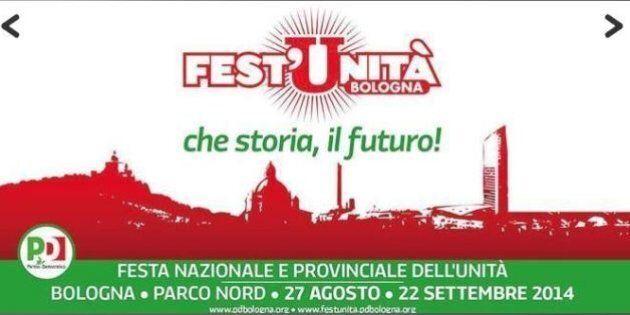 Festa dell'Unità Bologna: nel manifesto con i simboli storici della città anche la torre