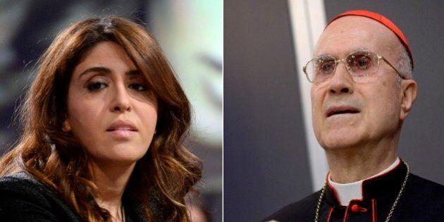 Francesca Chaouqui difende Tarcisio Bertone su Facebook: