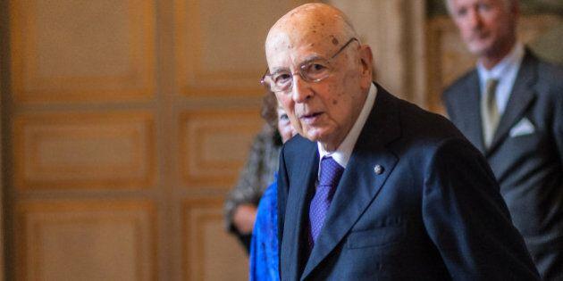 Libia, Giorgio Napolitano: