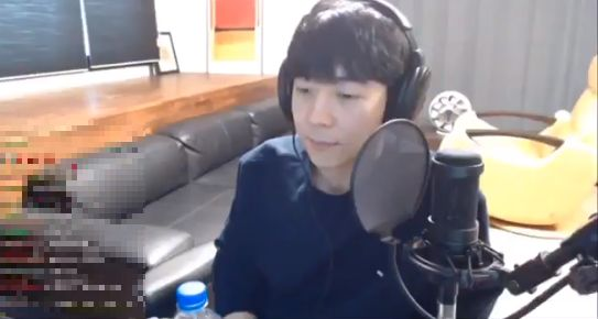 박유환이 친형 박유천 소속사 방출 이후 첫 방송에서 심정을