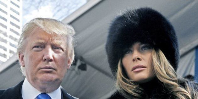 2017, una giornata alla Casa Bianca con Donald
