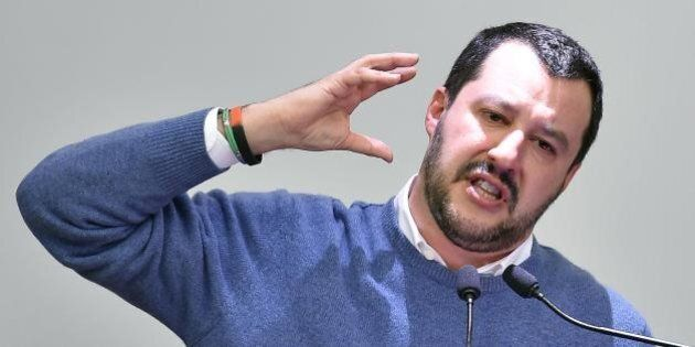 Matteo Salvini cerca il trampolino Le Pen: