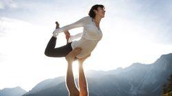 5 posizioni Yoga per un sesso