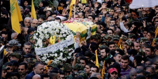 Renzi in visita in un Libano a rischio escalation. Siriani rivendicano uccisione Kantar, ma per Hezbollah...