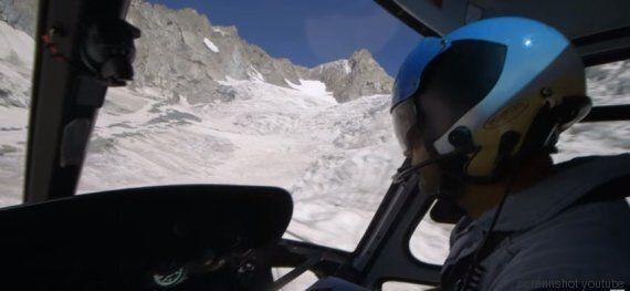Monte Bianco, il format degli alpinisti con