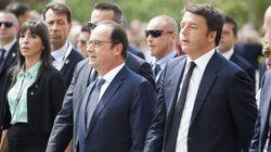 Al vertice del Pse Renzi contro Hollande: basta incontri a due con