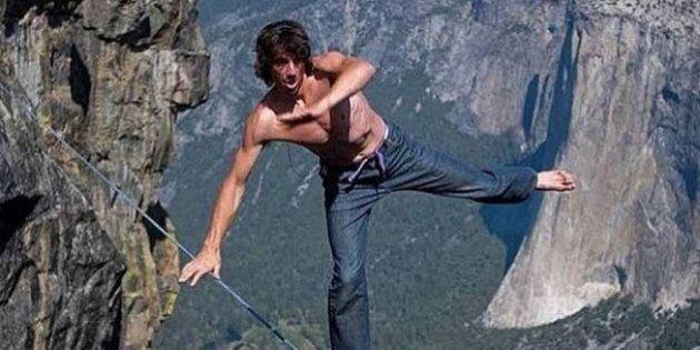 Dean Potter morto dopo salto estremo nella Yosemite Valley. Era un noto funambolo e arrampicatore da
