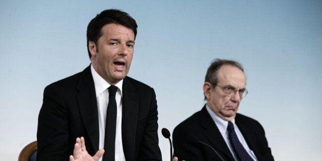 Pensioni, approvato il decreto legge in Consiglio dei ministri. Matteo Renzi: